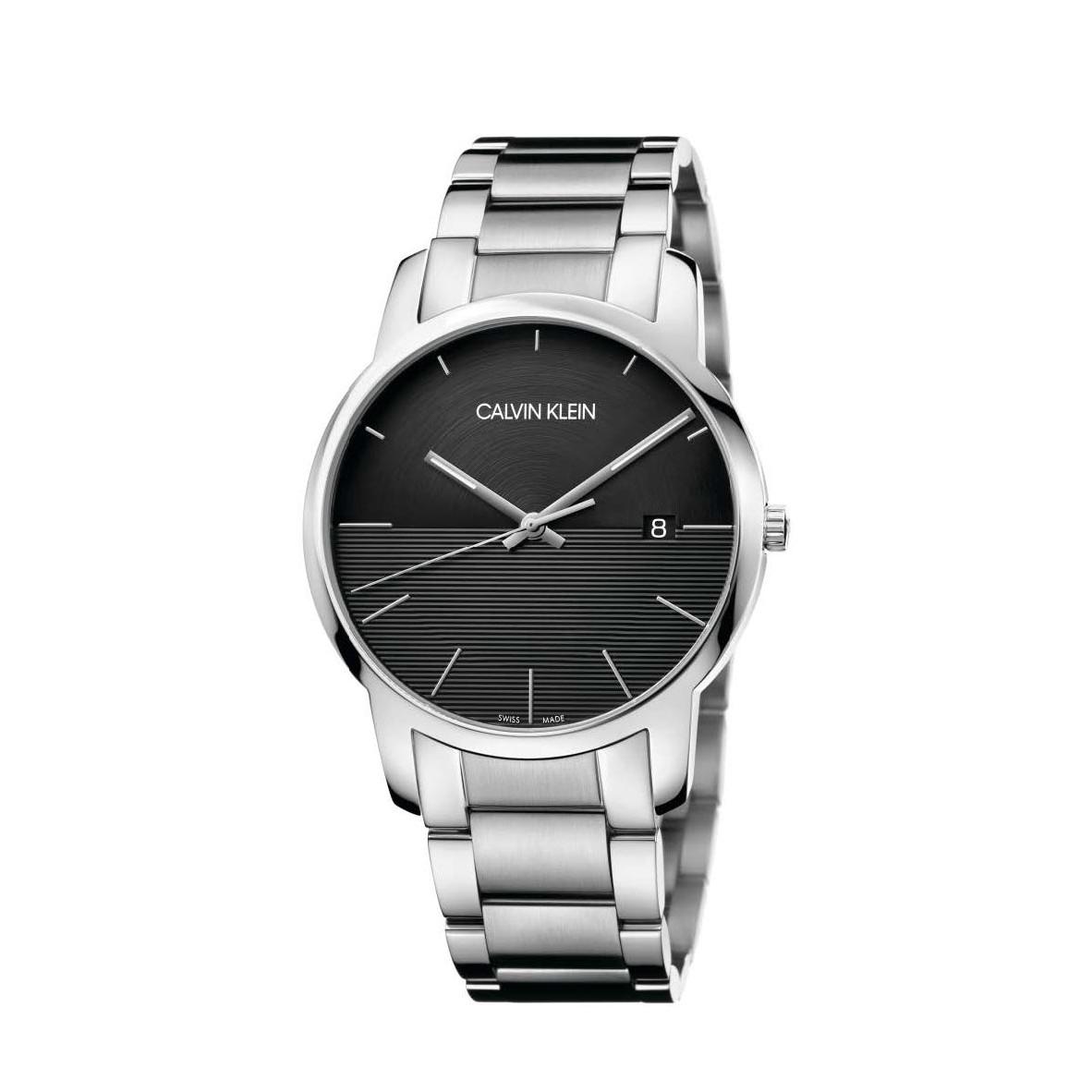Đồng hồ Calvin Klein K2G2G14C Nam 43mm, Quartz (Pin), Thép không gỉ