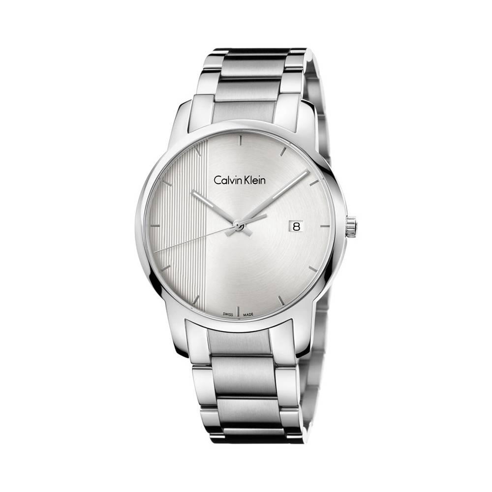 Đồng hồ Calvin Klein K2G2G14X Nam 43mm, Quartz (Pin), Thép không gỉ