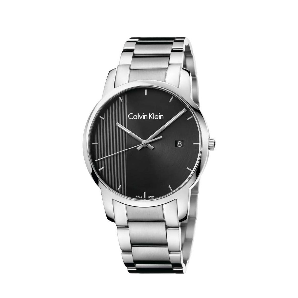 Đồng hồ Calvin Klein K2G2G14Y Nam 43mm, Quartz (Pin), Thép không gỉ