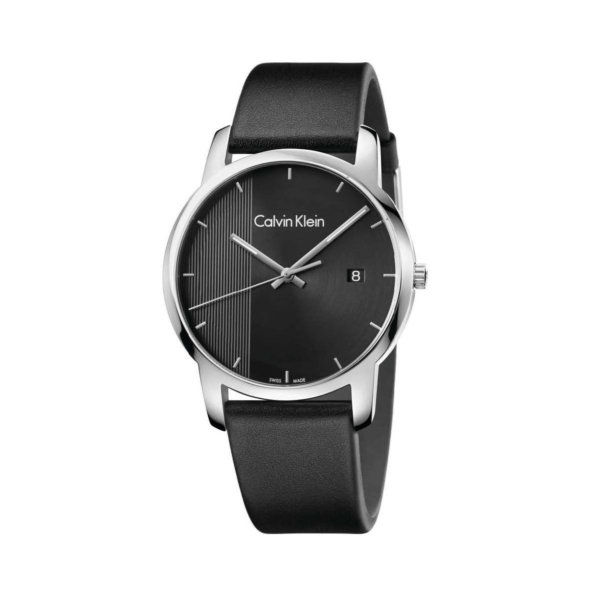 Đồng hồ Calvin Klein K2G2G1C1 Nam 43mm, Quartz (Pin), Thép không gỉ
