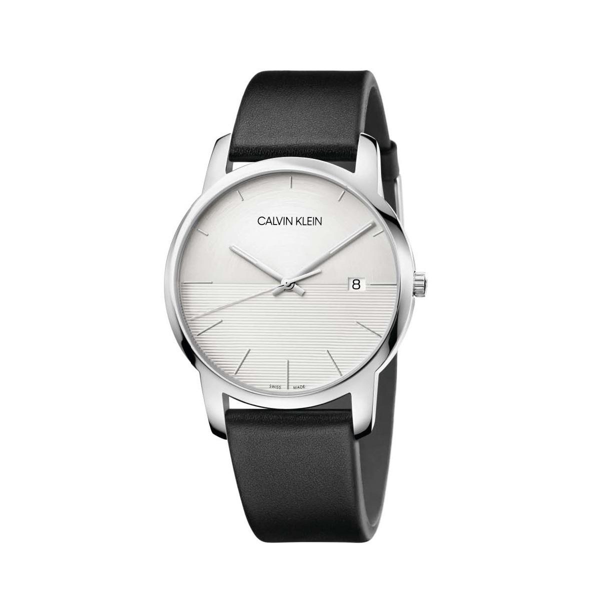 Đồng hồ Calvin Klein K2G2G1CD Nam 43mm, Quartz (Pin), Thép không gỉ