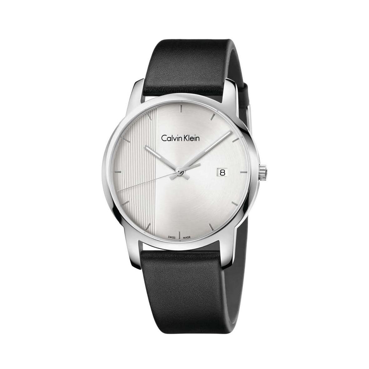 Đồng hồ Calvin Klein K2G2G1CX Nam 43mm, Quartz (Pin), Thép không gỉ