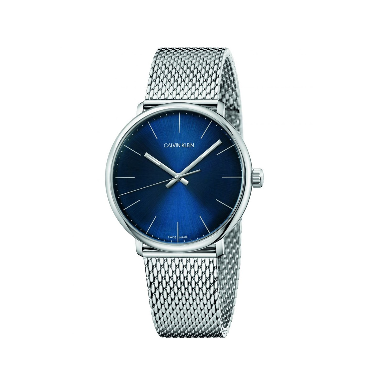 Đồng hồ Calvin Klein K8M2112N Nam 40mm, Quartz (Pin), Thép không gỉ