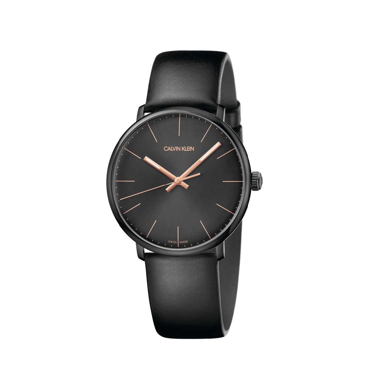 Đồng hồ Calvin Klein K8M214CB Nam 40mm, Quartz (Pin), Thép không gỉ, mạ PVD