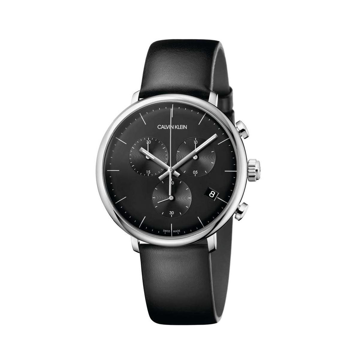 Đồng hồ Calvin Klein K8M271C1 Nam 43mm, Quartz (Pin), Thép không gỉ