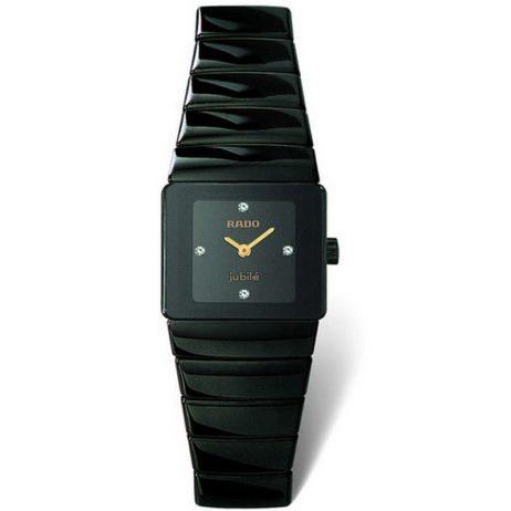 Đồng hồ Rado R13337722 Nữ 21.0 x 17.0mm Quarzt Ceramics