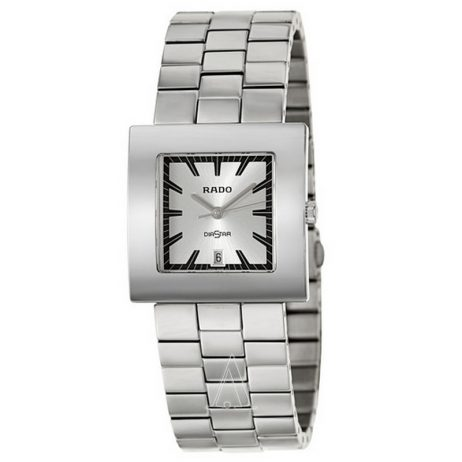 Đồng hồ Rado R18681113 Nam 42.0 x 32.0mm Quarzt Thép không gỉ