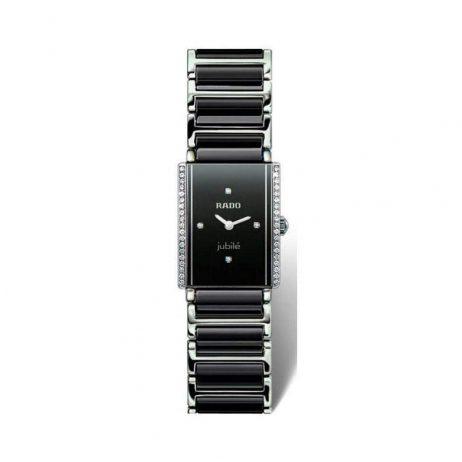 Đồng hồ Rado R20430712 Nữ 27.0 x 18.0mm Quarzt Thép không gỉ & Ceramic