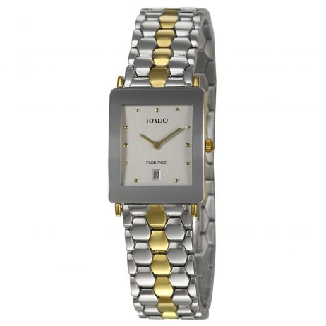 Đồng hồ Rado R48840113 Nữ  Quarzt Thép không gỉ, mạ PVD