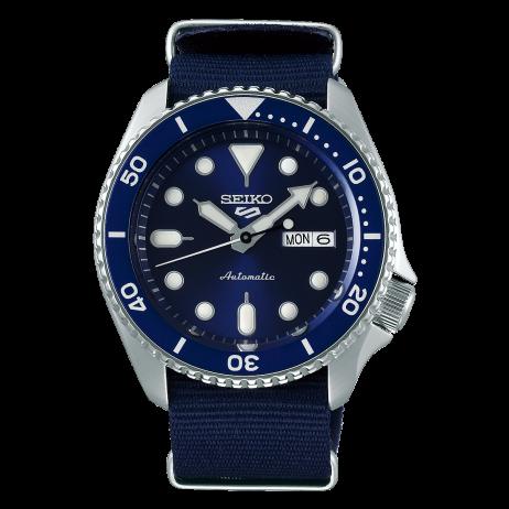 Đồng hồ SEIKO 5Sports SRPD51K2 Nam 42.5mm, Automatic (Cơ) Thép không gỉ