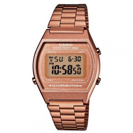 Đồng hồ CASIO B640WC-5ADF Nam/ Nữ 38.9 x 35mm, Pin ( Quartz) Thép không gỉ, mạ PVD