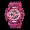 Đồng hồ CASIO BA-110LP-4ADR Nữ 43.4mm, Pin ( Quartz) Nhựa