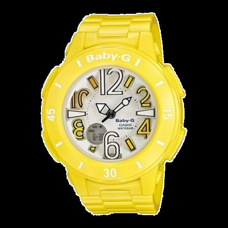 Đồng hồ CASIO BGA-170-9BDR Nữ 42.8mm, Pin ( Quartz) Nhựa