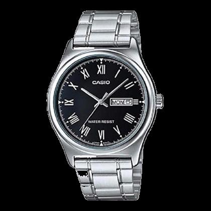 Đồng hồ CASIO LTP-V006D-1BUDF Nữ 25mm, Pin ( Quartz) Thép không gỉ